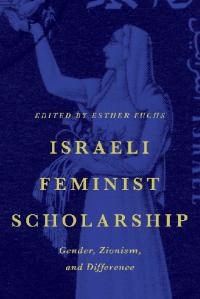 Israeli Feminist Scholarship-cover
