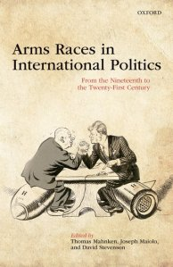 Cover: Arms Races in International Politics