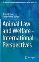 animal law and welfare