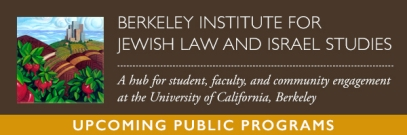 Berkeley Institute for Jewish Law and Israel Studies